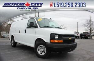 2016 Chevrolet Express 2500 1WT OnStar Air Conditioning Power Lo