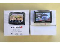 Tom Tom Go 530 HGV, Latest Europe Truck Map V976, Boxed,Mint, December 2016 !!!