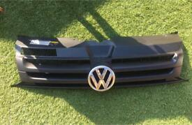 Genuine VW T5 (facelift / T5.1) grill