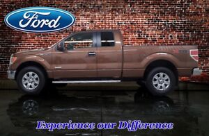 2012 Ford F-150 4x4 Super Cab XTR