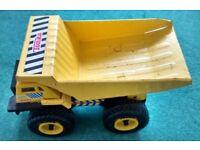 Vintage Large Metal TONKA Turbo Diesel Dump Truck - XMB 975