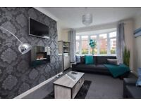 Luxury Fully Furnished 3 - bedroom Tower View House WS6 for short term accommodation