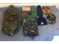 Army Equipment bundle ( All genuine issue)