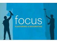 focus plastering and decorating