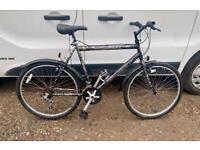 Gents falcon mountain bike 22'' frame 26'' wheels £65