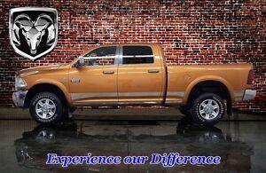 2012 Ram 3500 Laramie Crew Cab 4X4
