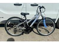 "Small ladies/teens mountain bike 14"" frame 26"" wheels £60"