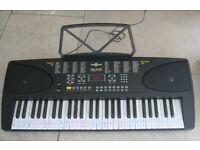 MK-3000 Key-Lighting Keyboard by Gear4music