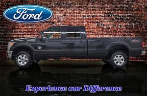 2015 Ford F-350 CREW CAB XLT 4X4 FX4 LONG BOX