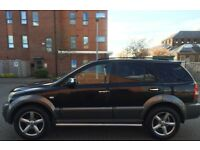 **AUTOMATIC** KIA SORENTO XT 3.5CC 4X4 SUV++(5 DRS ESTATE) S/H++ EXCELLENT CONDITION