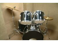 Retired drum teacher has a fully restored CB Drum Set for sale.