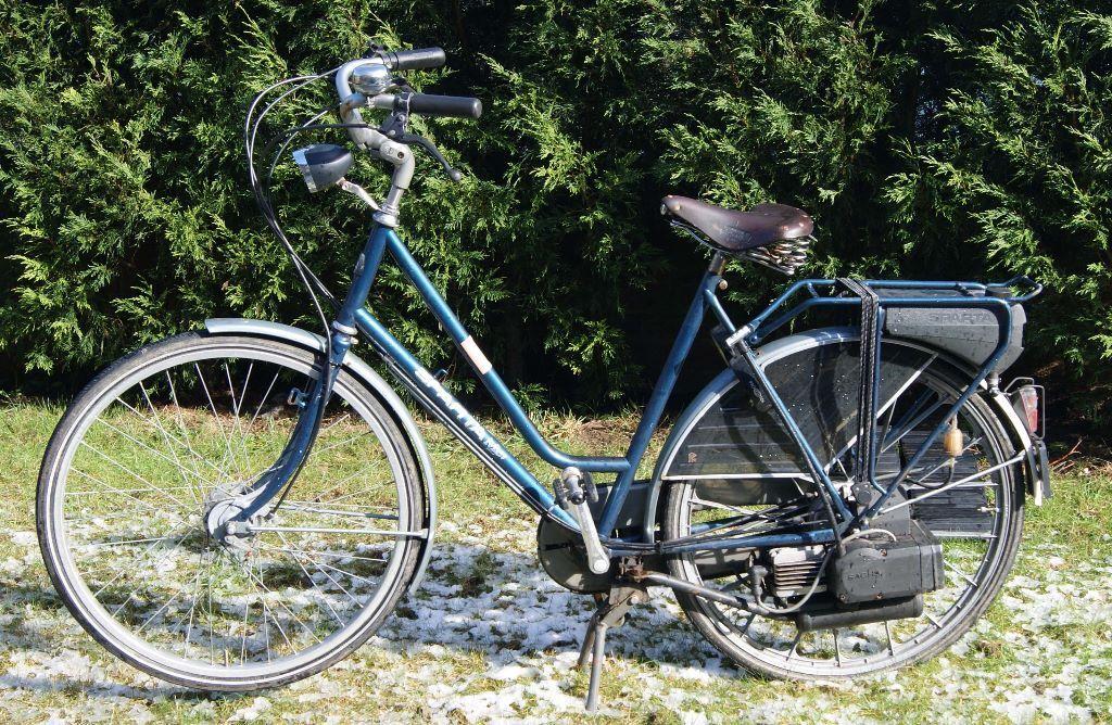 Spartamet motorised Bicycle, Sachs engine | in Castleford ...