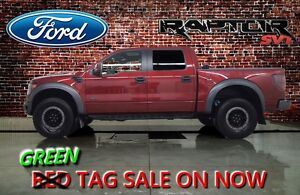 2014 Ford F-150 SVT Raptor Supercrew 4x4