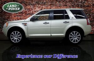 2008 Land Rover LR2 HSE 4WD Luxury Edition