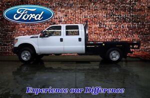 2014 Ford F-350 XL 4X4 Flat Deck