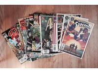 Comics Bundle - Marvel & DC