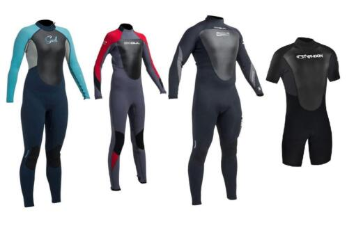 Wetsuits Dames en Heren v.a. €54,95 Kinderen v.a. €39,95