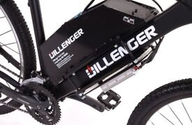 ELECTRIC BIKE BATTERY BOX AND CONTROLLER FRAME MOUNT