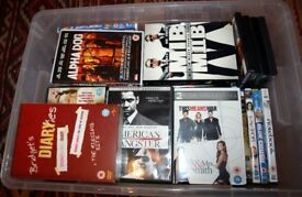 Large selection of DVD's for sale as Job-Lot - Over 130 in total.