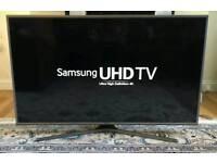 50in Samsung 4K UHD WIFI SMART TV FREEVIEW HD WARRANTY