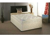 Saturday 25th September FREE Delivery! Brand New Looking! King Size (Single, Double) Bed + Mattress
