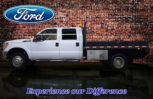 2012 Ford F-350 CREW CAB XL 4X4 DUALLY