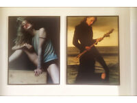 Original FASHION photographic prints by iconic Photographer STRATIS KAS