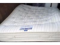 KING-SIZE ORTHOPAEDIC MATTRESS BY DREAM'S - VERY GOOD CONDITION - BARGAIN - £20 ONO QUICK SALE