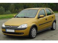 Vauxhall Corsa C Or D or MK5 Astra 1.3 wanted