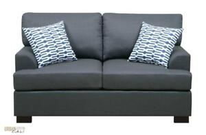 Free Delivery In Edmonton Hayward Loveseat Brand New