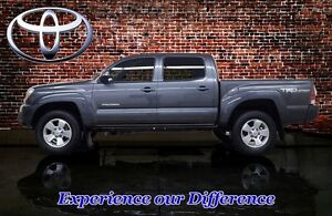 2015 Toyota Tacoma DOUBLE CAB TRD SPORT 4X4 6-SPEED