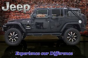 2012 Jeep WRANGLER UNLIMITED 4x4 Sahara