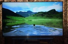 "Panasonic 58DX750B 58"" 4K Pro Ultra HD HDR 3D Smart LED TV New"