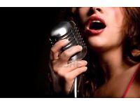 £1 Singing Lesson