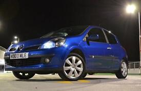 Low milage Renault Clio Dynamic S *Long Mot*