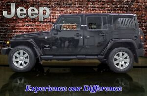 2016 Jeep WRANGLER UNLIMITED 4x4 Sahara