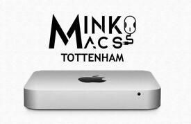 APPLE MAC MINI 2.5GHz i5 4GB 500GB HDD LOGIC PRO X CUBASE ABLETON SIBELIUS MASSIVE MASCHINE ABSYNTH