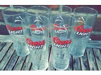 Box of 26 pint glasses