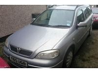Vauxhall Astra tdi Estate For spares or repair