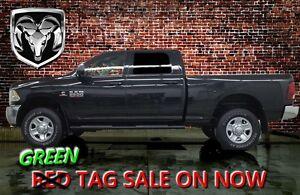2015 Ram 3500 CREW CAB SXT 4X4