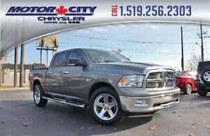 2011 Ram 1500 SLT Low K's 4X4 Bluetooth