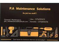Handyman / General Maintenance