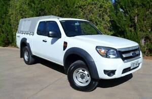 2009 FORD RANGER XL 4X4 SUPER CAB Tanunda Barossa Area Preview