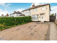 3 Bed Semi detached house, LE5, Greenland Drive, off Uppingham Rd, Humberstone, to rent unfurnished