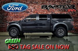 2012 Ford F-150 SVT Raptor 4X4 SUPERCREW