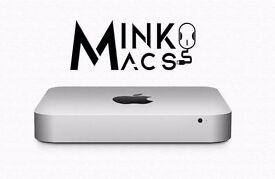 2014 Apple Mac Mini 1.4Ghz Core i5 4gb ram 500gb HD Logic Pro X Cubase 8 Final Cut Pro X Vectorworks