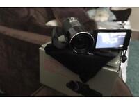 Hitachi compact video camera