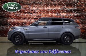 2015 Land Rover Range Rover Sport V8 Supercharged AWD