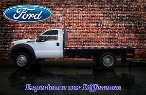 2013 Ford F-550 CHASSIS CAB XLT Regular Cab Dually