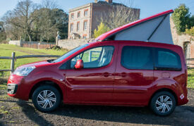 SMALL MICRO DOUBLE BERTH CAMPER BY CHAPEL MOTORHOMES
